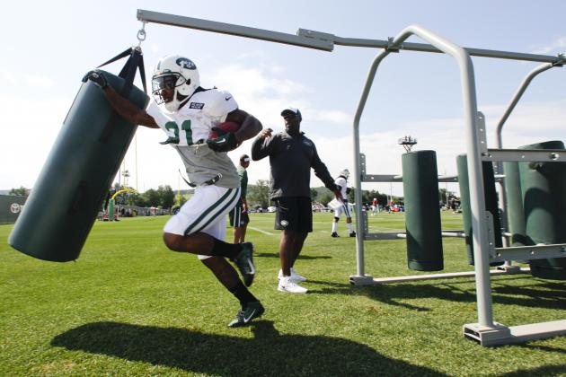 New York Jets Training Camp: Week 1 Stock Report