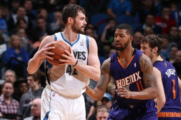 5 NBA Teams That Could Sneak into Kevin Love Trade Sweepstakes