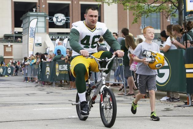 Green Bay Packers Training Camp: Week 1 Stock Report