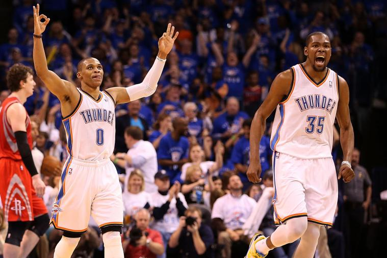 Ranking the Top 10 Duos in the NBA