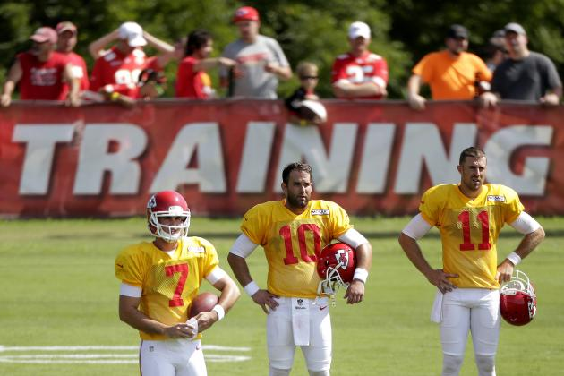 Kansas City Chiefs: 1st Impressions from Training Camp