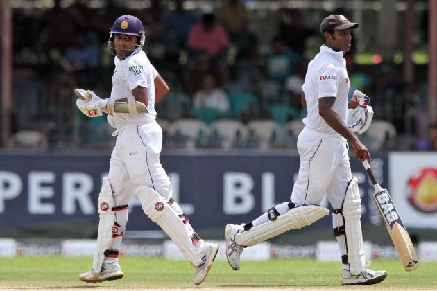 Sri Lanka vs. South Africa: Ranking All 14 SL Players from the 2014 Test Series