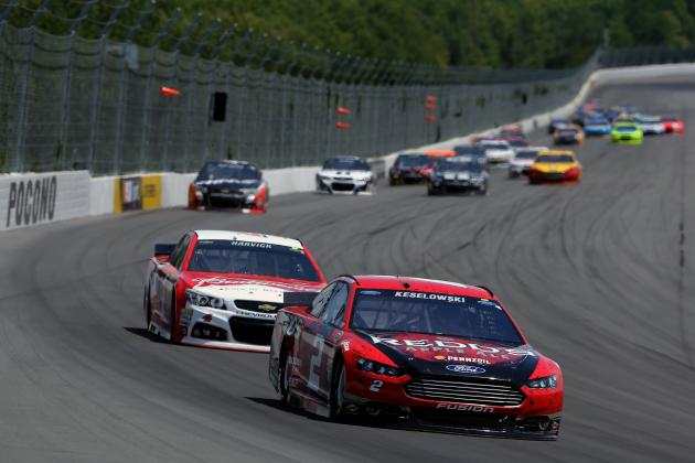 Fantasy NASCAR at Pocono 2014: Picks, Top Drivers for GoBowling.com 400