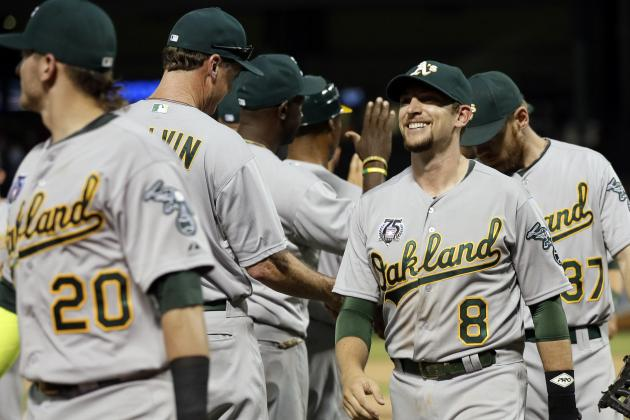 Oakland Athletics: 5 Takeaways from Series Against the Texas Rangers