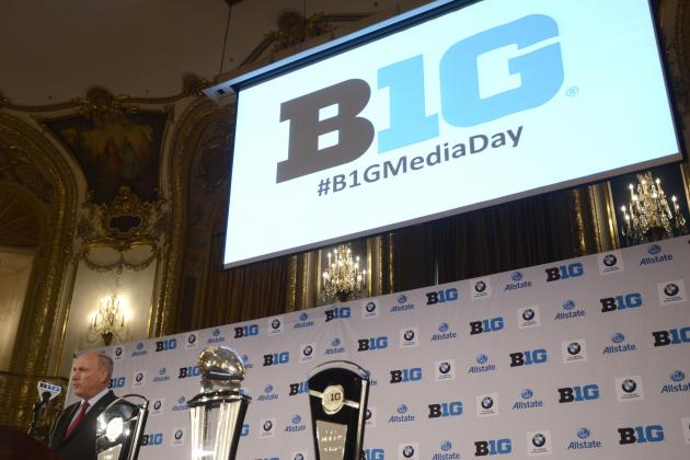 Big Ten Media Days 2014: Notable Quotes and Reaction from Day 1