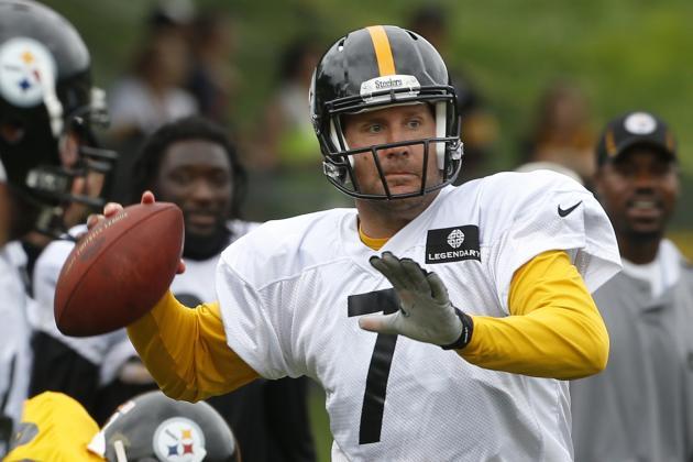 Pittsburgh Steelers Training Camp: Week 1 Stock Report