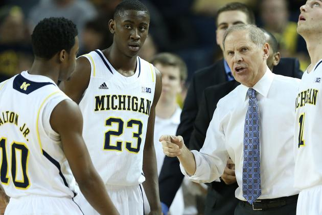Michigan Basketball: Wolverines' Best Situational Lineups for 2014-15