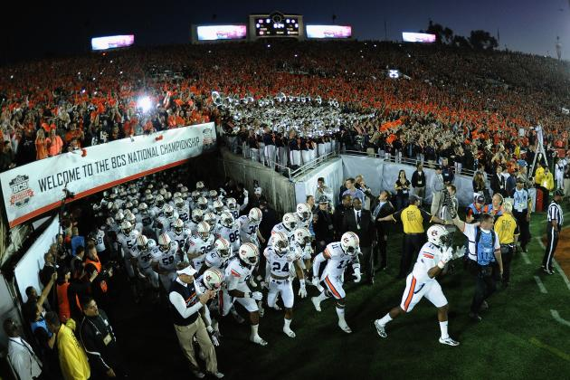 Auburn Football: 5 Games That Could Ruin the Tigers' 2014 Season