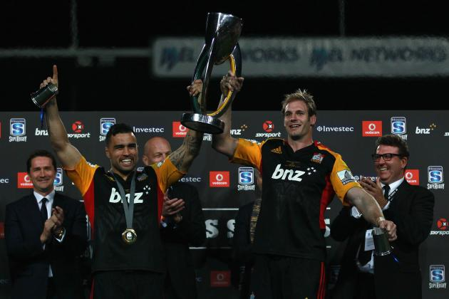 The Most Memorable Finals in Super Rugby History