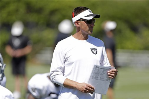 Oakland Raiders: First Impressions from Training Camp