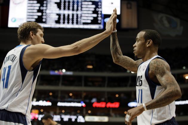 Early Predictions for Dallas Mavericks' Starting Lineup Next Season