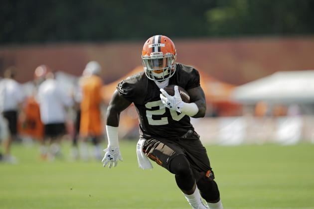 Cleveland Browns Training Camp: Week 1 Stock Report