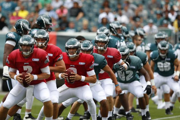 Philadelphia Eagles Training Camp: Week 1 Stock Report