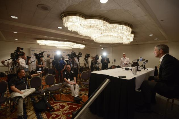 Winners and Losers from 2014 Big Ten Media Days