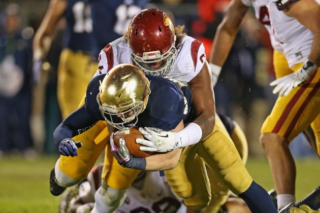 USC Football: 5 Games That Could Ruin the Trojans' 2014 Season