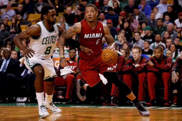 Best Potential 2014 Free-Agent Landing Spots for Michael Beasley