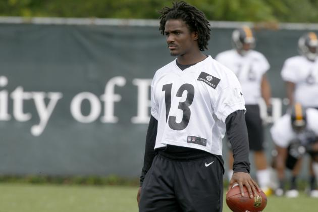 4 Players Turning Heads at Pittsburgh Steelers Training Camp