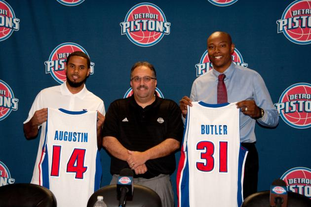 Early Predictions for Detroit Pistons' Starting Lineup Next Season