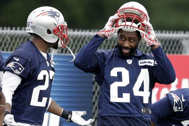 6 Players Turning Heads at New England Patriots' Training Camp