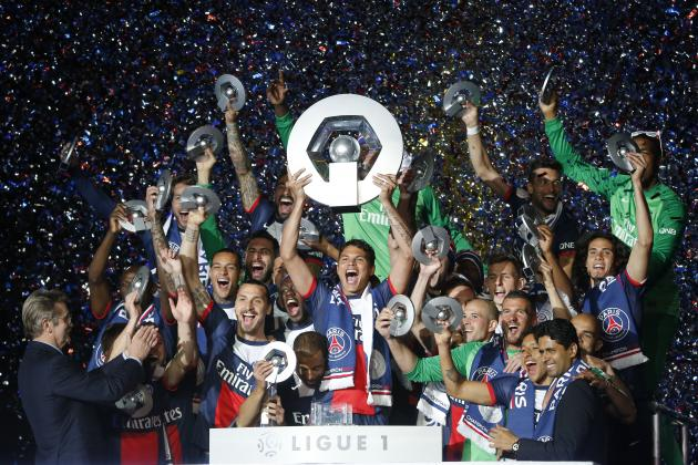 Strengths and Weaknesses of Paris St. Germain's Ligue 1 Title Rivals