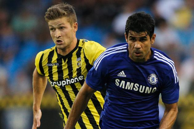 Vitesse Arnhem vs. Chelsea: What Jose Mourinho Learned in Pre-Season Friendly