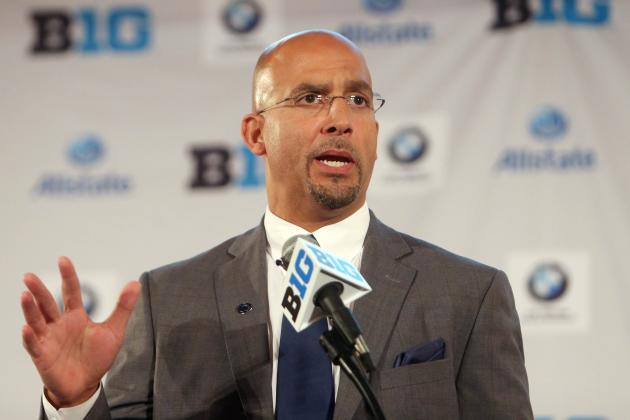 Penn State Football: Best Quotes and Key Takeaways from Big Ten Media Days