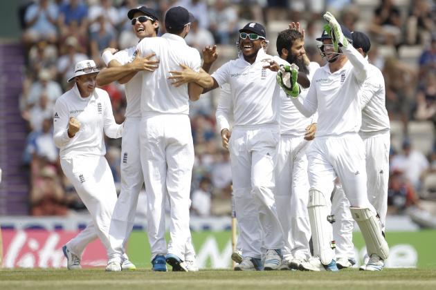 England vs. India: Player Ratings for Alastair Cook's XI After 3rd Test