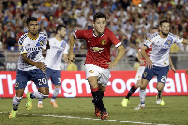 5 Bold Predictions for Ander Herrera's Debut Season with Manchester United