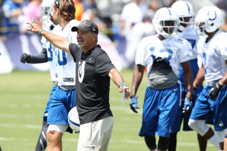 5 Players Turning Heads at Indianapolis Colts Training Camp