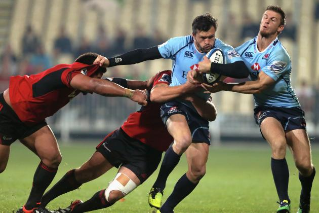 Waratahs vs. Crusaders: 6 Bold Predictions for Super Rugby Final