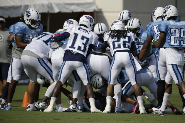 Tennessee Titans Training Camp: Week 1 Stock Report
