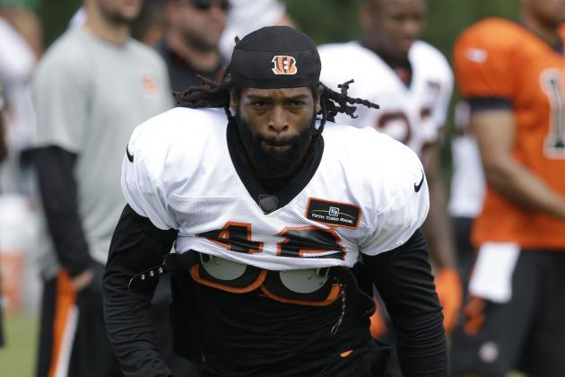 5 Cincinnati Bengals Veterans Who Could Be Camp Casualties
