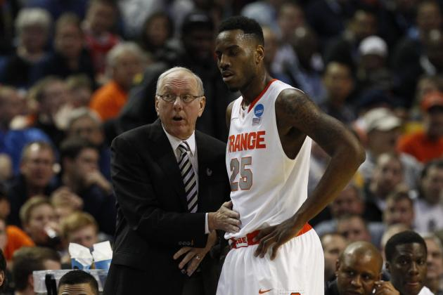Syracuse Basketball: 1 Reason Each Orange Starter Will Be a Success in 2014-15