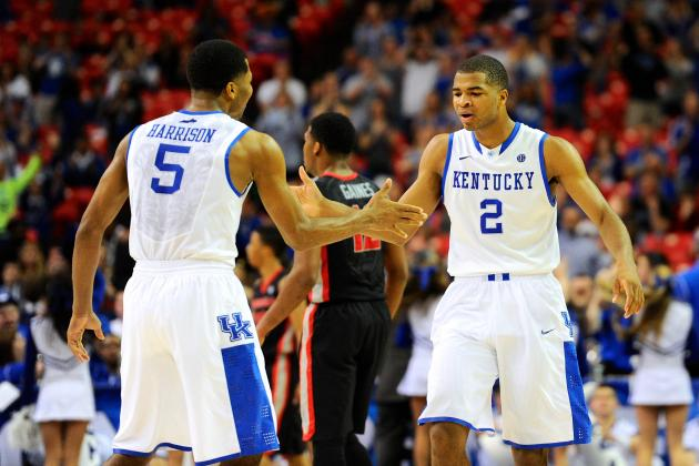 10 Must-See Nonconference Games in the 2014-15 College Basketball Season