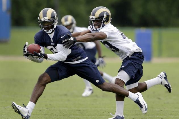5 Players Turning Heads at St. Louis Rams Training Camp