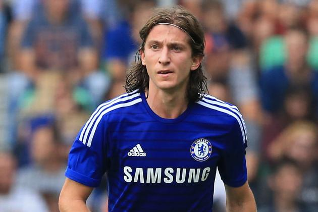 5 Bold Predictions for Filipe Luis' Debut Season with Chelsea