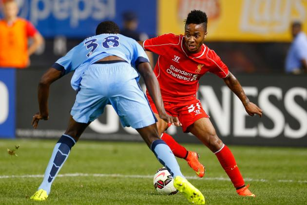 Liverpool vs. Manchester City: What Reds Learned in International Champions Cup