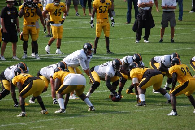 Pittsburgh Steelers Training Camp: Observations from Wednesday's Practice