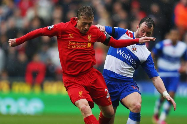 5 Possible Transfer Destinations for Liverpool Midfielder Lucas Leiva