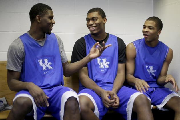 Kentucky Basketball: 1 Reason Each Starter Will Be a Success in 2014-15