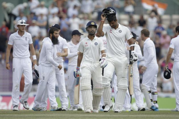 5 Things India Must Change to Win 4th Test vs. England in Manchester