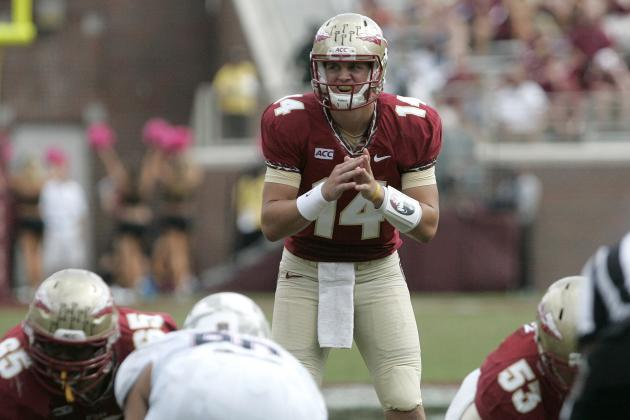 Previewing 2014 Fall Camp QB Battles to Watch