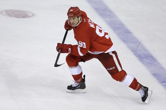 Detroit Red Wings Who Must Prove Themselves Early in 2014-15 Season