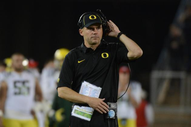 Oregon Football: 4 Games That Could Ruin Ducks' 2014 Season