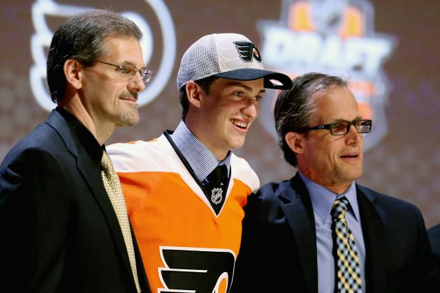 Stock Watch for Philadelphia Flyers' Top 5 Prospects