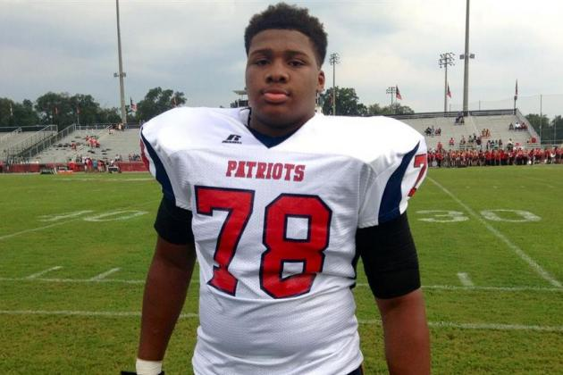 College Football Recruiting DT Rankings 2015: Top 10 After The Opening