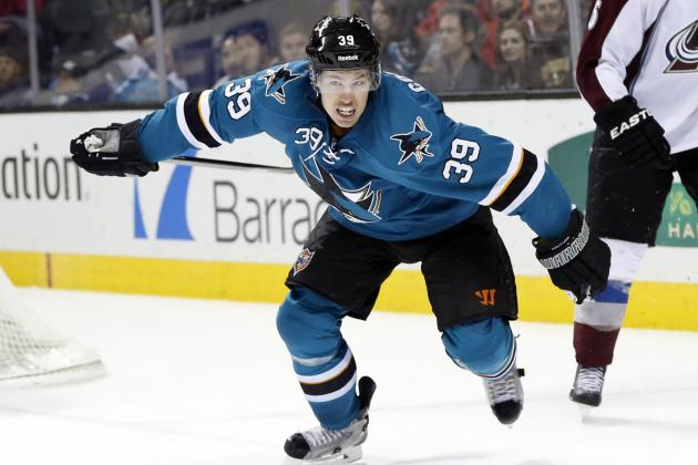 Predicting San Jose Sharks' Most Improved Players for 2014-15 Season