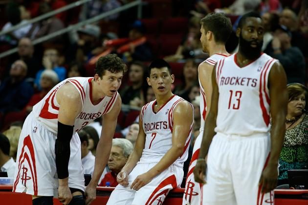Ranking the Houston Rockets' Offseason Acquisitions