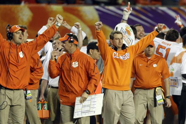 Clemson Football: 4 Games That Could Ruin Tigers' 2014 Season