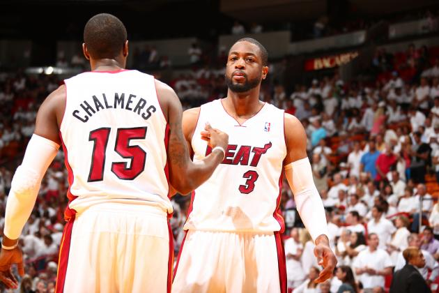 Ranking Potential Miami Heat Starting Lineups for 2014-15 Season